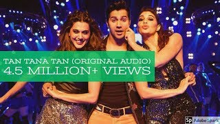 Tan Tana Tan Tan Tan Tana Chalti Hai Kya 9 Se 12 (Full Original Audio Video Song) Judwaa 2 (HD) width=