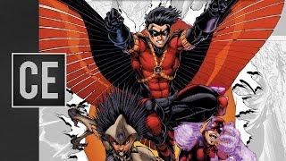 getlinkyoutube.com-DC Comics: Tim Drake/Red Robin Explained