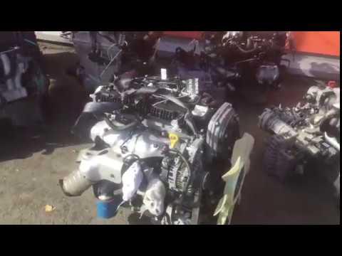 Двигатель D4CB Hyundai Porter 2.5 133 л.с