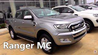 The New Ford Ranger Minorchange XLT (Walkaround) | MZ Crazy Cars