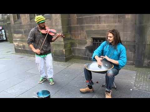 Hang in Balance - Edinburgh Fringe Festival 2011 - #4