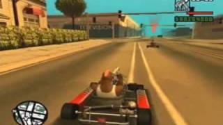 getlinkyoutube.com-GTA: San Andreas - ps2 - 99 - Cut Throat Business