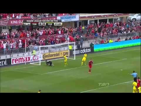 HIGHLIGHTS: Toronto FC vs. Columbus Crew | May 18, 2013