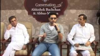 Abhishek Bachchan Talking About Rajasthan Patrika News & Patrika Group