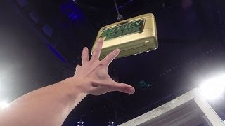 getlinkyoutube.com-Climb the ladder and grab the Money in the Bank briefcase! - GoPro Video