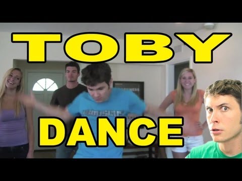 Evolution of Toby Dance!