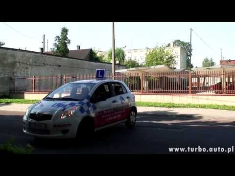 Zawracanie na drodze  Na Trzy    Egzamin Praktyczny WORD Sieradz,Łódź z SK Turbo
