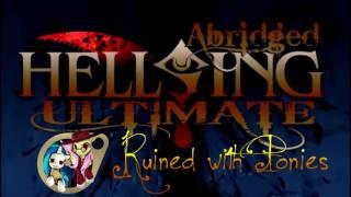 getlinkyoutube.com-[SFM Ponies] Hellsing: Do You Have The Target