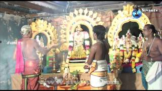 இணுவில் சிவகாமி அம்மன் கோவில் 3ம் நாள் இரவுத்திருவிழா