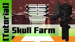 getlinkyoutube.com-AFK Wither Skull Farm [Tutorial]