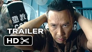 getlinkyoutube.com-Kung Fu Killer Official Trailer #1 (2015) - Donnie Yen Movie HD