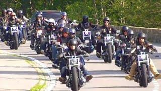 Harley Davidson Breakout Friends Meeting in Austria/Gaschurn 22-24.07.16
