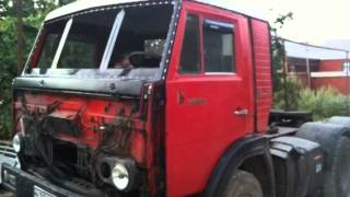 getlinkyoutube.com-KAMAZ 5410 restayling