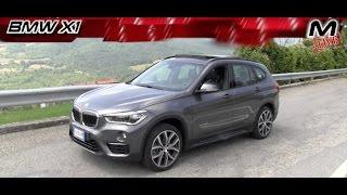 getlinkyoutube.com-BMW X1: Test Drive - Prova su strada, pregi e difetti