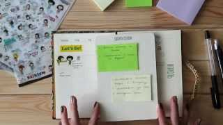 getlinkyoutube.com-Идеальный ежедневник. Моя система организации планнера.