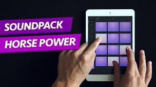 getlinkyoutube.com-Horse Power - Electro Drum Pads 24