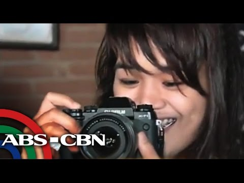 Pinay DH now a famous photographer