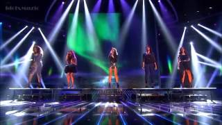 "getlinkyoutube.com-Fifth Harmony sings ""Impossible"" (The X Factor USA 2012 Semifinal)"