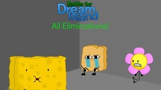 getlinkyoutube.com-Battle For Dream Island - All Eliminations