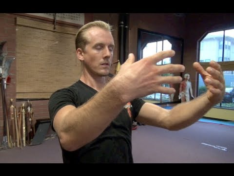 The Perfect Tai Chi Holding Ball - with Jake Mace