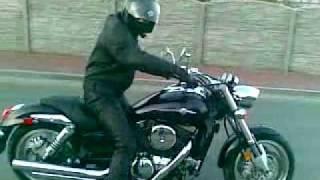 getlinkyoutube.com-Kawasaki Maen Streak 1500