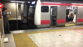getlinkyoutube.com-【JR】京葉線東京駅にてVerde Rayo V2フルコーラス