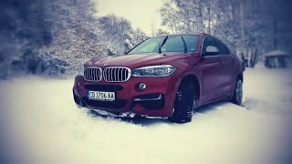 getlinkyoutube.com-Абсолютна власт: тест на BMW X6 M50d