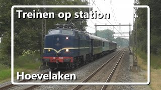 getlinkyoutube.com-Treinen op station Hoevelaken