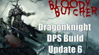 getlinkyoutube.com-The Bloody Butcher - Dragonknight DPS Build for Update Six - Elder Scrolls Online