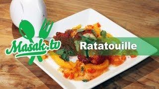 Ratatouille | Resep #049