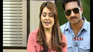 """Pretty Rashi Khanna Sings """"Poori Masala Poori"""" Song"""