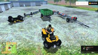 getlinkyoutube.com-Farming Simulator 15 PC Mod Showcase: ATV