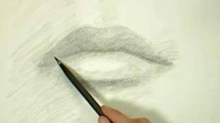 getlinkyoutube.com-Learn to Draw Portraits - Ep.5A Value Shapes