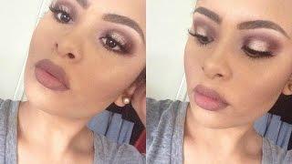 getlinkyoutube.com-Fall Makeup Tutorial   ft. Lorac Unzipped Palette