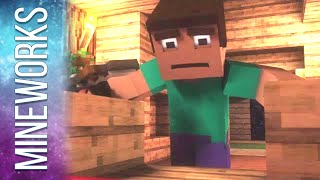 "getlinkyoutube.com-♫ ""Where My Diamonds Hide"" - A Minecraft Parody Song of Imagine Dragon's Demons (Music Video)"