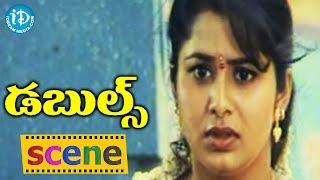 getlinkyoutube.com-Meena And Prabhu Deva Romantic Scene || Romance of the day