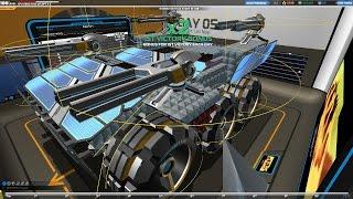 getlinkyoutube.com-Robocraft - #118 Stream: MEGABOTS  [1440p]