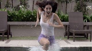 getlinkyoutube.com-你可以在水上行走嗎?  反牛頓力學泳池