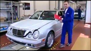 getlinkyoutube.com-How to make Mercedes E 55 AMG W210. Plant AMG.