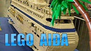 getlinkyoutube.com-LEGO Fanwelt 08 - AIDA in LEGO