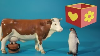 getlinkyoutube.com-Bellboxes | Animals Toys for Babies and Toddlers | Farm Animals