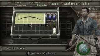 getlinkyoutube.com-Resident Evil 4 Mod - Maria e Isabel por Krauser (mini-pack)
