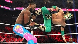 getlinkyoutube.com-Kalisto vs. Kofi Kingston: Raw, December 28, 2015