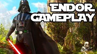 getlinkyoutube.com-Star Wars Battlefront Endor Gameplay!! Single Player FULL GAME!! (1080p 60fps HD)