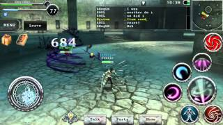 getlinkyoutube.com-[RPG AVABEL ONLINE] Warrior vs. rogue