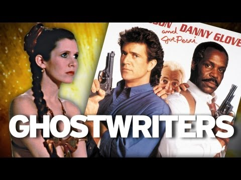 5 Movies Ghostwritten by Celebrities You Wouldn't Expect