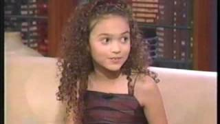 getlinkyoutube.com-Madison Pettis: Tonight Show Appearance (9/26/07)