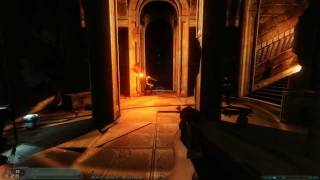 Doom 3: RoE Walkthrough Part 1 HD - Erebus - Level 1: Main Excavation