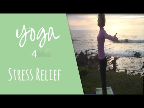 YOGA FOR REDUCING STRESS