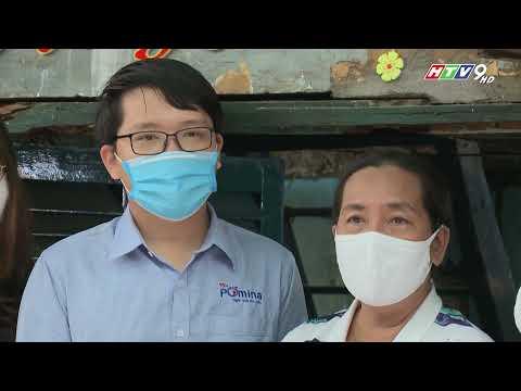 Ghé thăm gia đình chị Nguyễn Thị Ánh